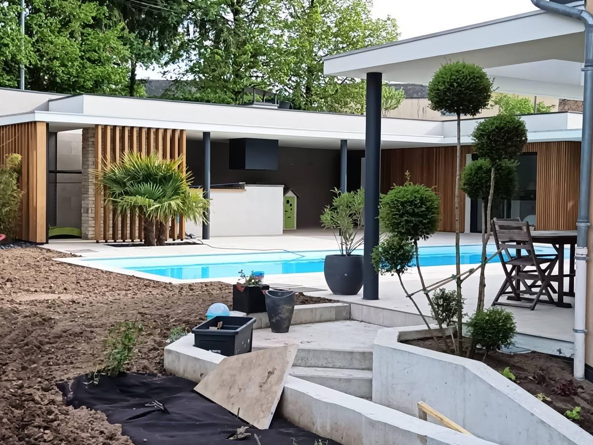 décor piscine Aveyron 12